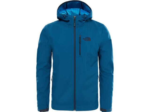 The North Face M's Durango Softshell Hoodie Monterey Blue